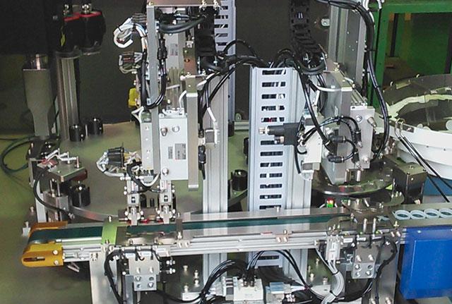 組立装置   省力化・自動化装置の設計・製造・開発 - 省力化装置 ...